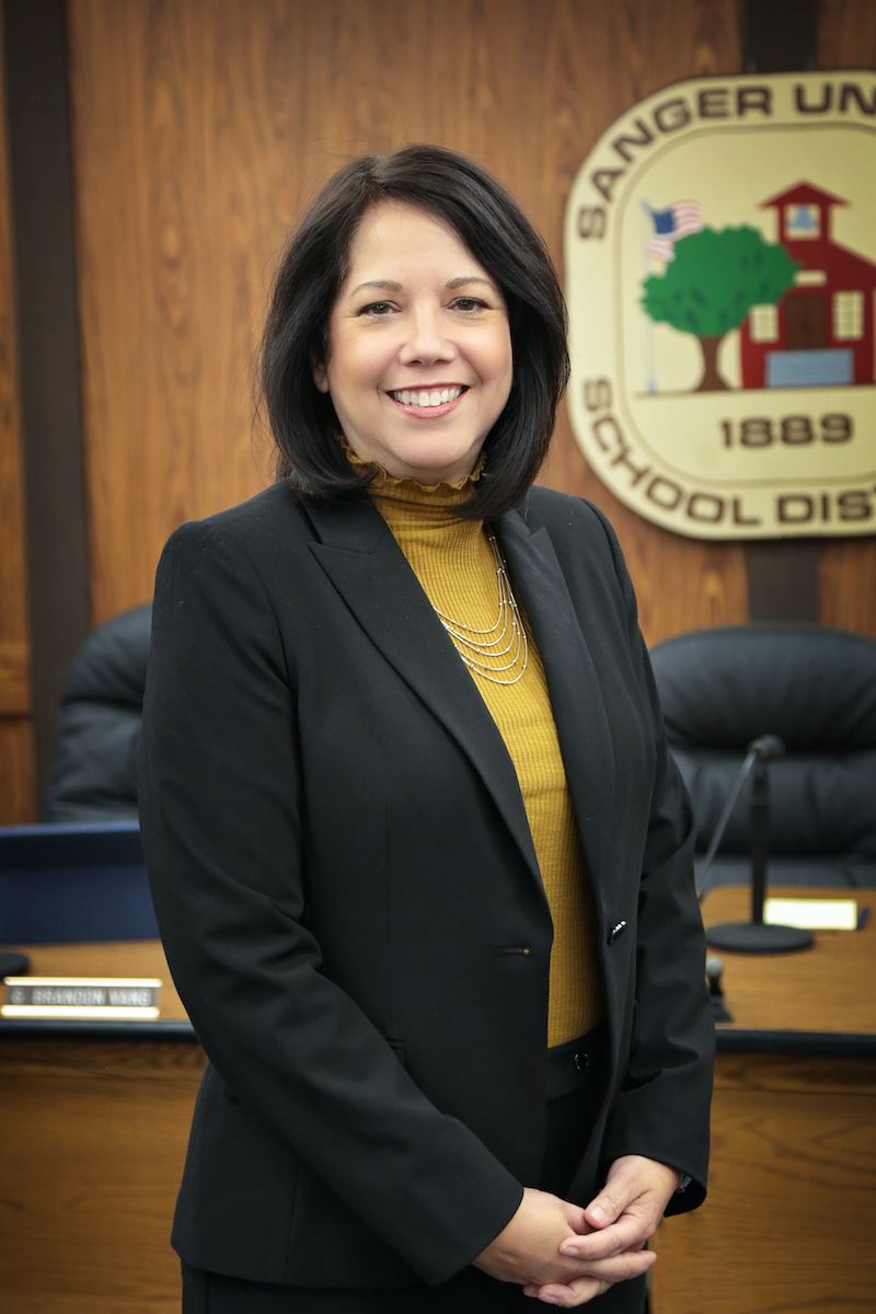SUSD Superintendent Adela Madrigal Jones