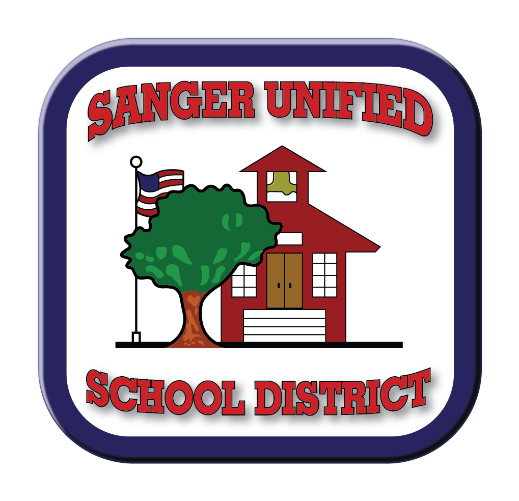 Sanger Unified School District Logo